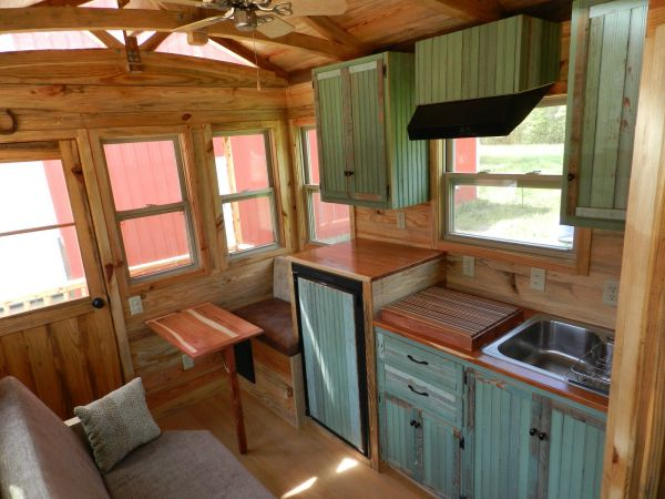 Mississippi Tiny House - 5th Wheel 006