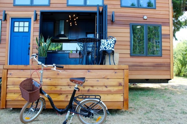 Modern Tiny Cabin on Wheels by Tiny Heirloom 002