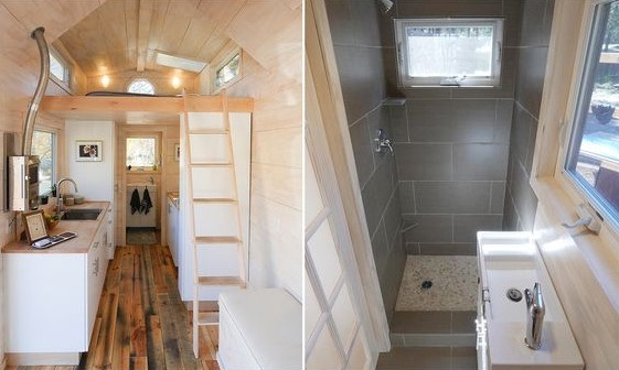 Modern Tiny House by Tongue and Groove 003