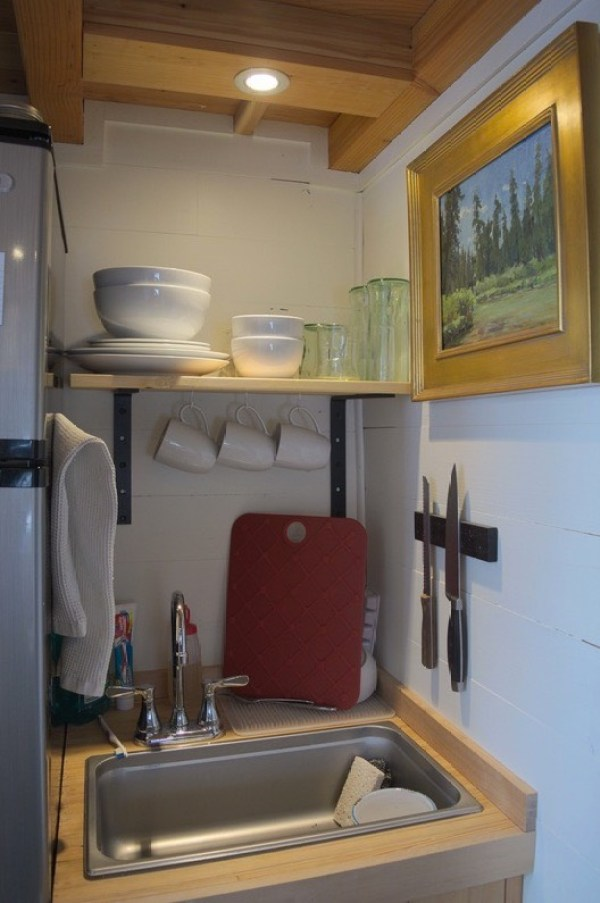 Motivated Montanan Tiny House on Wheels 0012