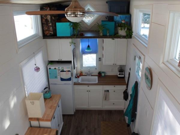 Natashas 28ft Tiny House on Wheels 003