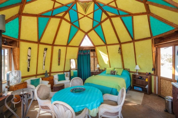 Off Grid Desert Dome Retreat