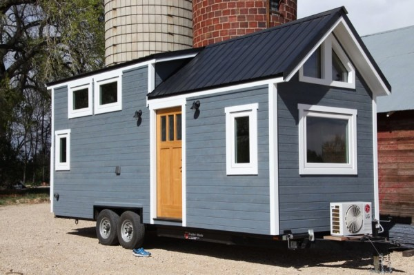Open Sol 24ft Tiny House on Wheels by Simblissity Tiny Homes 001
