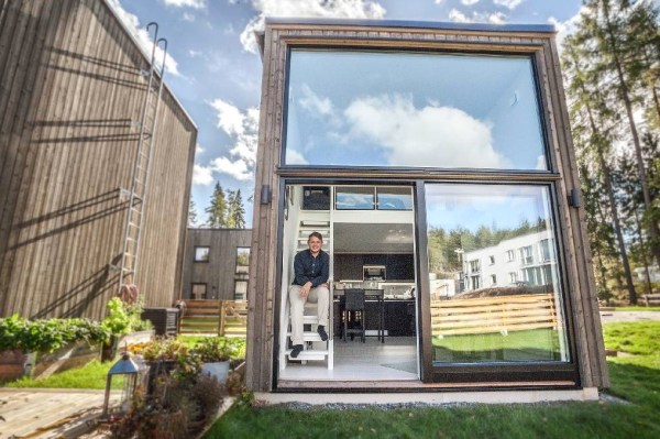 Opera Singers Tiny Home in Sweden 002