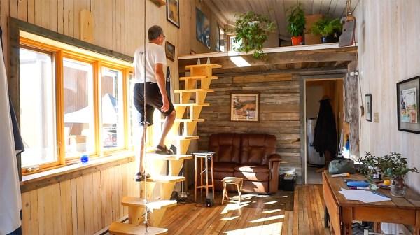 Pierre Tiny House 1 - Exploring Alternatives