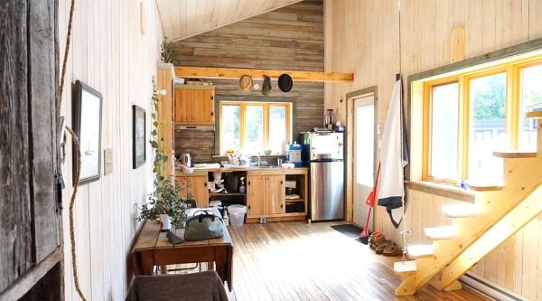 Pierre Tiny House 2 - Exploring Alternatives