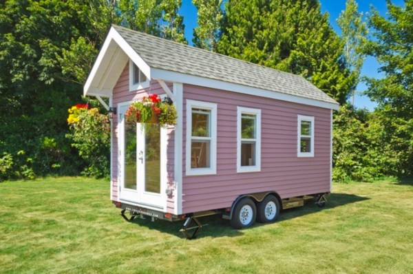Poco Pink Edition by Tiny Living Homes 0016