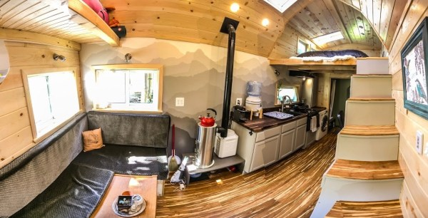 Portable Pioneer Tiny House Photo by Aaron Lingenfielter via TinyHouseTalk-com 0021