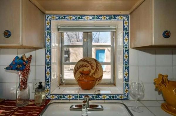 Pueblo-Style Solar Home For Sale in Santa Fe 0014