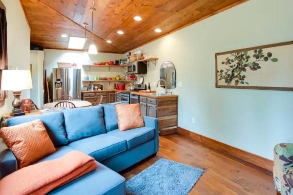 Purple Tiny Cottage in Portland 0012