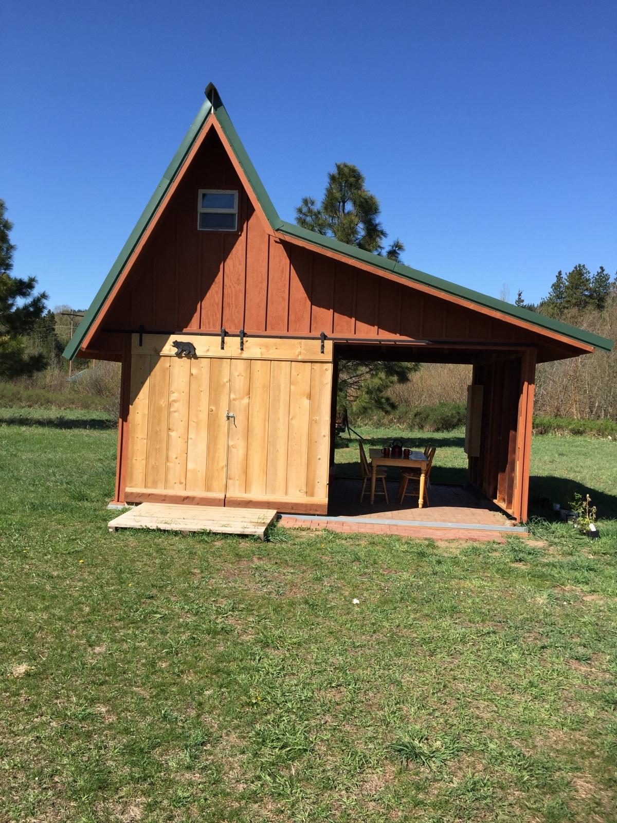 Randys Little Barn Conversion