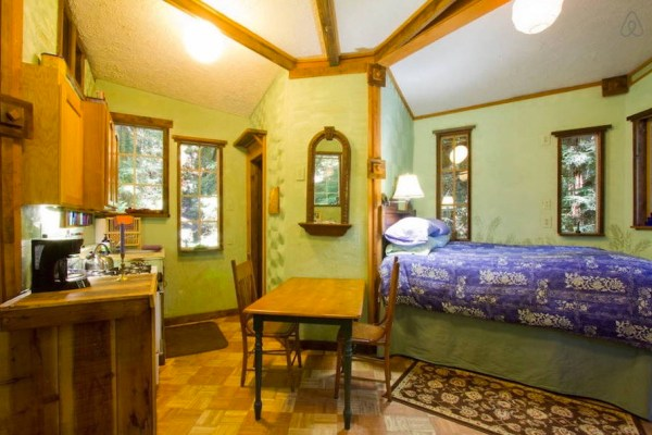 Redwood Treehouse 005
