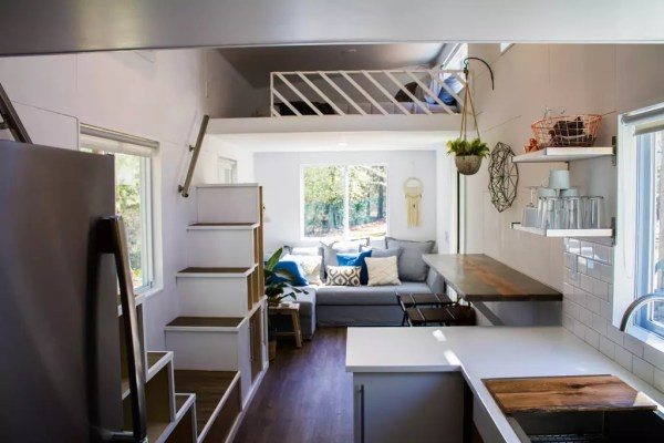 River Resort Tiny Home Vacation Rental in NJ
