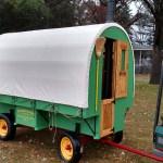 Robert's DIY Shepherd's Hut 5