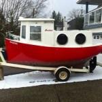 Rosebud Tiny House Boat 001