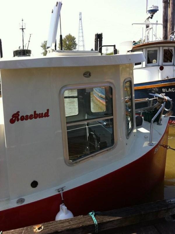Rosebud Tiny House Boat 006