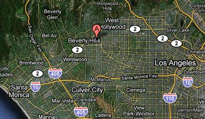 Rosewood-Ave-at-Robertson-Melrose-West-Hollywood-CA-US-google-Maps