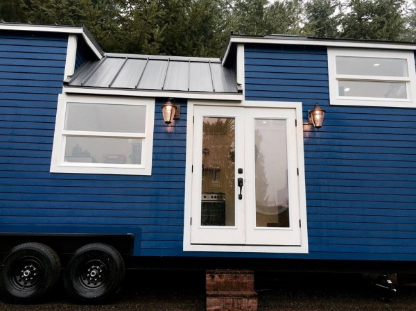 Rustic Chic Tiny House by Tiny Heirloom 001