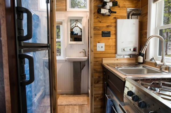 Ryan's 131 Sq Ft Tiny House in Colorado 006