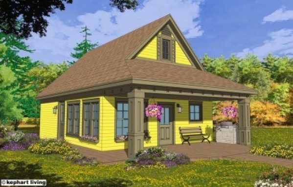 SIMPLE cottage by Sidekick Homes 002