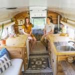 School Bus Tiny House Tour – Exploring Alternatives 1