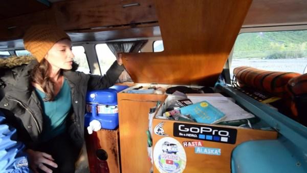 Kombi Life: Living in a VW Van from Brazil to Alaska