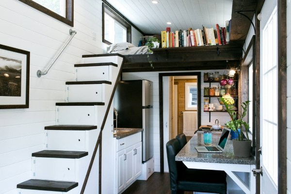 Shannons Custom Tiny Home on Wheels 005