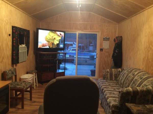 Shed To Tiny House Conversion 002