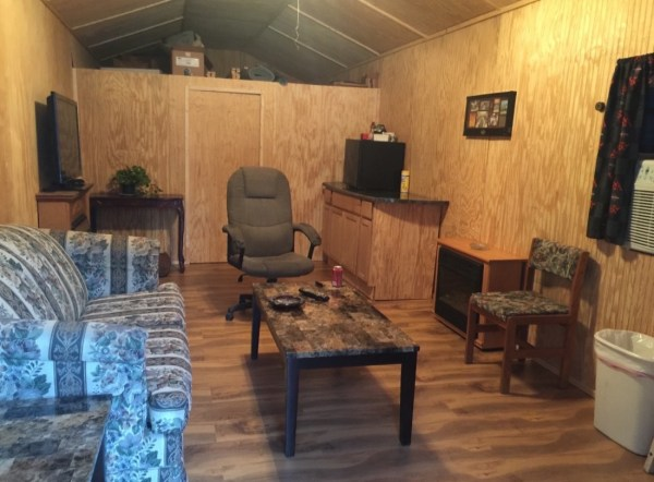 Shed To Tiny House Conversion 003