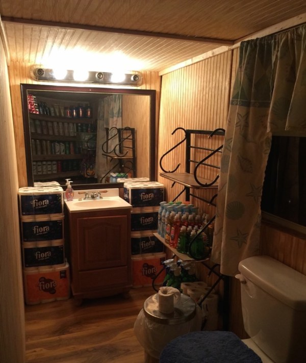 Shed To Tiny House Conversion 005