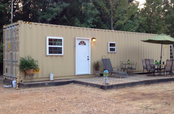 Shipping Container Tiny House For Sale 001