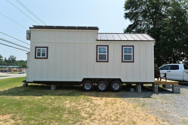 Solar Northport Tiny House 010