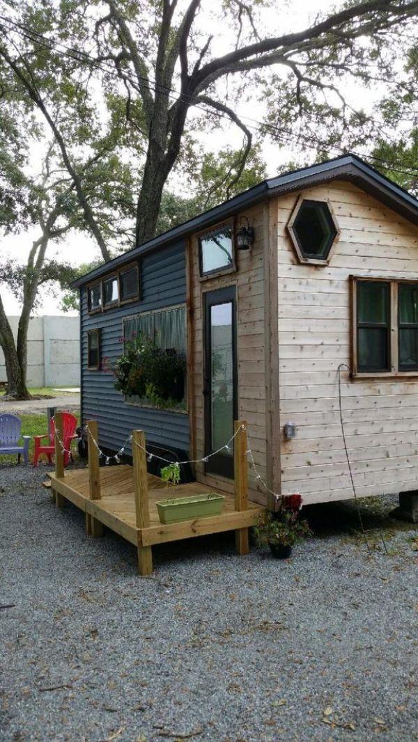 tiny house builders florida. Stephanie\u0027s \u201cHammy\u201d Tiny House: $30K In Florida House Builders L
