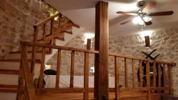 Stone Tower Cabin in Croatia 0012