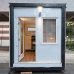 Student-Built Housing Pods for the Homeless 5