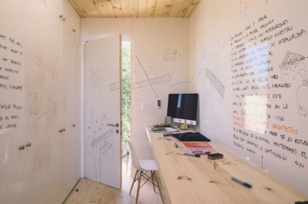 Student's Rooftop Tiny Architecture Office 003
