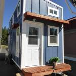 Stunning Western Sierra YouthBuild Tiny House for Sale