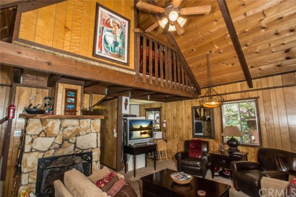 Sugarloaf A Frame Cabin In Big Bear For Sale