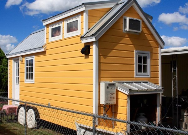 134 Sq. Ft. Sunflower Tiny House For Sale