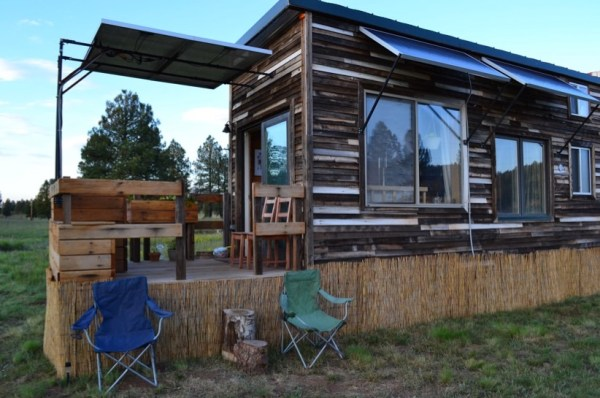 Sustainable Tiny House on Wheels For Sale 001