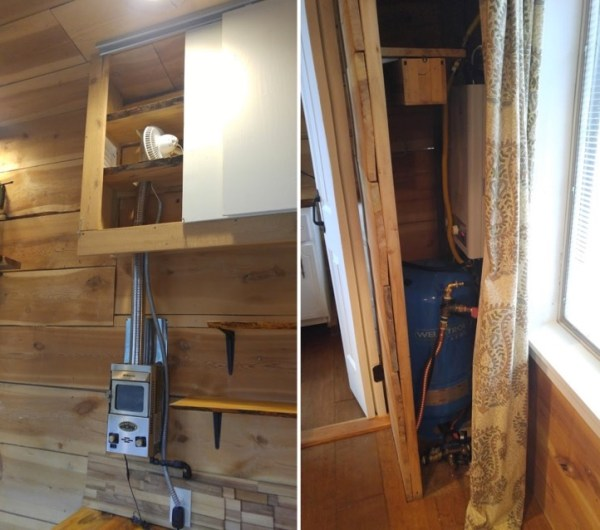 Sustainable Tiny House on Wheels For Sale 008