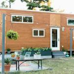 Sutton's Cedar American Tiny House