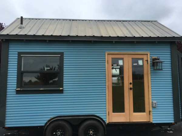Sweet Pea Tiny House For Sale in Portland 002