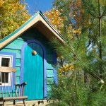 Teen Performance Group Fundraises with Tiny House Project 11