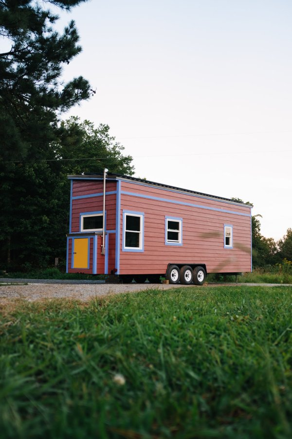 The Big Whimsy 30ft Tiny Home by Wind River Tiny Homes 0057