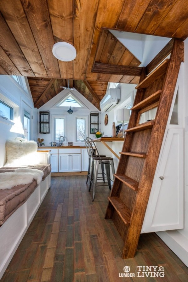 The Countryside Tiny House by 84 Tiny Living 008