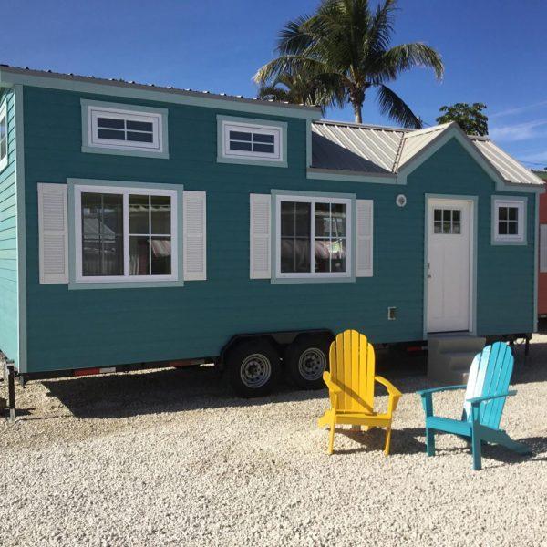 The Dolphin Tiny House at Matlacha Tiny Village 001