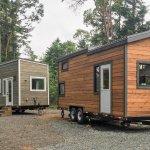 The Kestrel 24′ Tiny Home by Rewild Homes 001