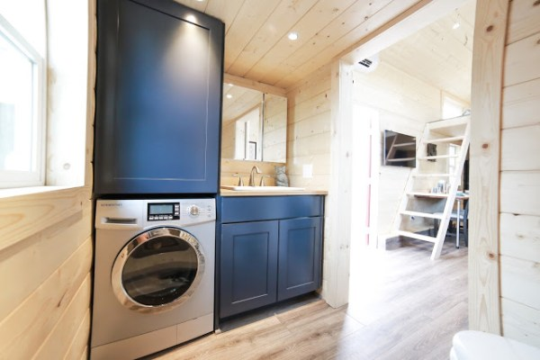 The Mansion Tiny House by Uncharted Tiny Homes 008
