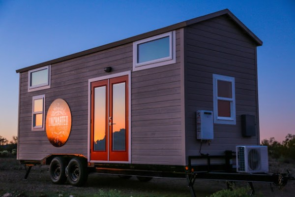 The Mansion Tiny House by Uncharted Tiny Homes 011